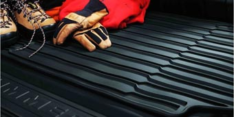 Floor Mats – Cargo Area Premium All Weather