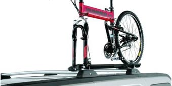 Roof-Mounted Bicycle Carrier – Fork Mount