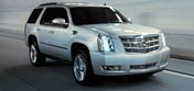 Escalade Leads Segment in Initial Quality Study