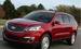 The 2015 Chevrolet Traverse blends roominess with the compliant road manners