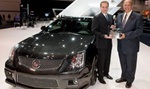 Cadillac CTS coupe - Best Sports Coupe of 2012