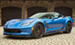 The Chevy Corvette Stingray has a refreshing look