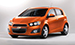 All the energy you could ever need, Chevrolet Sonic 2015