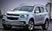 Chevrolet Trailblazer born for adventure.
