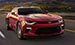 Discover the Interior of the 2016 Chevrolet Camaro
