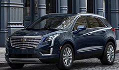 XT5 LUXURY CROSSOVER​ : IMPRESSIVELY RESPONSIVE