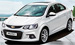 2019 Chevrolet Aveo: Room for All
