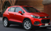 Chevrolet Trax Marks the Spot