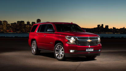 2019 TAHOE - From revolution to evolution